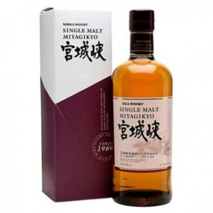 Nikka Miyagikyo Single Malt Whisky Cl 70