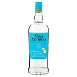 Rum Trois Rivieres Blanc 1 Lt. 50°