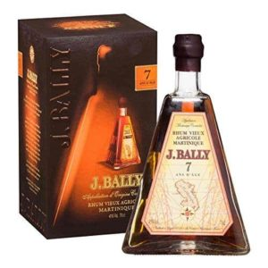 Rhum Bally Martinique 7 Ans Pyramide Cl 70