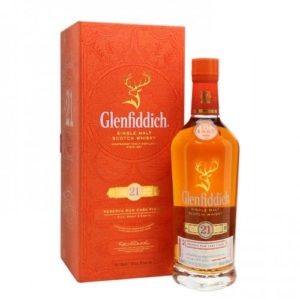 Whisky Glenfiddich 21 Cl 70