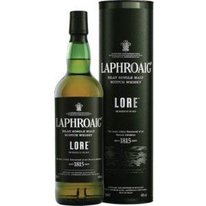 Whisky Laphroaig Lore Cl 70