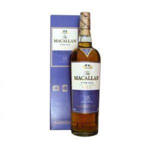 Whisky Macallan 18 Fine Oak Cl 70