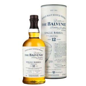 Whisky Balvenie 12 Yo Single Barrel First Fill Cl 70