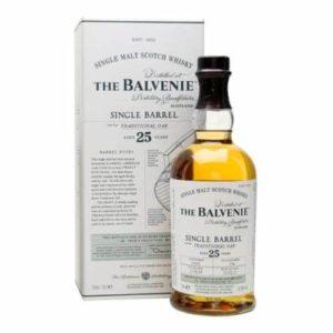 Balvenie 25 Yo Single Barrel Traditional Oak 70 Cl