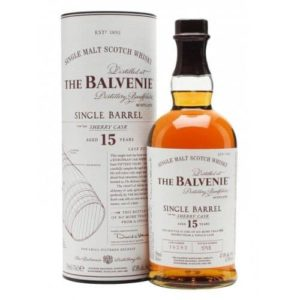 Whisky Balvenie 15 Sherry Cask Single Barrel Cl 70