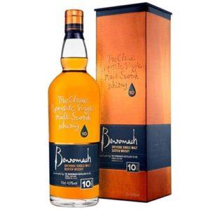 Whisky Benromach 10 Yo Cl 70