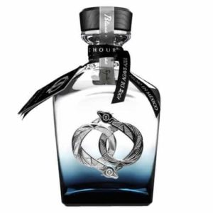 "Tequila Blanco ""La Hora Azul"" Blue Hour 70 Cl"