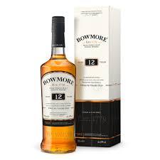 Whisky Bowmore 12 Yo Cl 70