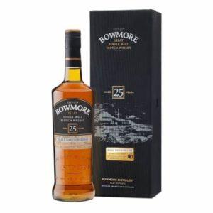 Whisky Bowmore 25 Yo Cl 70