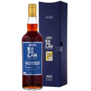 Whisky Kavalan Solist Vinho Barrique Cask Strength Cl 70