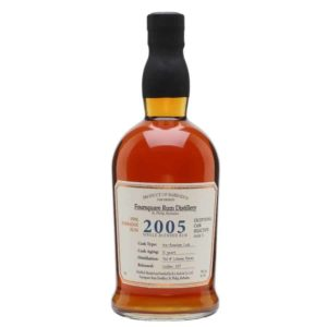 Rum Foursquare 2005 Single Blended 70cl