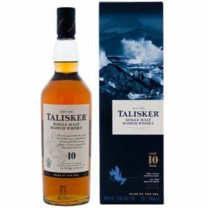Whisky Talisker 10 Yo Cl 70