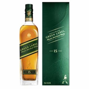 Whisky Johnnie Walker Green Label 70 Cl