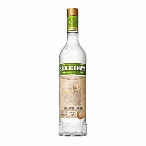 Vodka Stolichnaya Premium Gluten Free