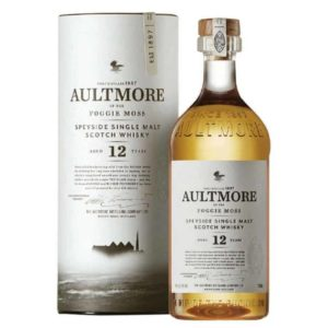 Whisky Aultmore 12 Yo Single Malt Scotch 70cl