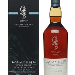 Whisky Lagavulin 16 Yo Distillers Edition 2018