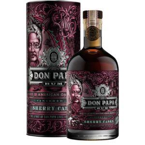 Rum Don Papa Sherry Casks Cl 70