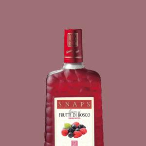 Liquore Snaps Ai Frutti Di Bosco Cl 70