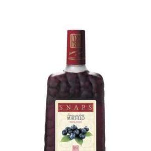 Liquore Mirtillo Snaps Cl 70