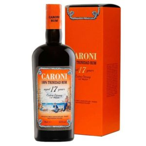 Rum Caroni Extra Strong 110° Proof 17 Y.O.