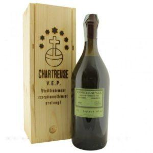 Chartreuse V.E.P. Verte 1 Lt.