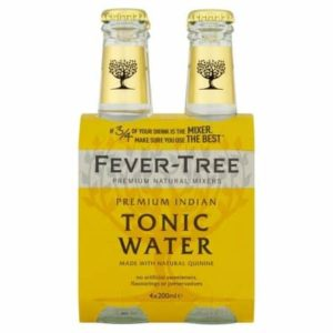 Fever Tree Indian Tonic (4X200ml)