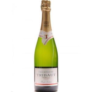 Tribaut Schloesser Champagne Blanc De Noirs Brut Nature 75 Cl