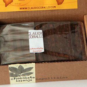 Chocolat Claudio Corallo Orange