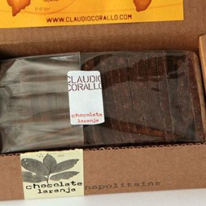 Schokolade Claudio Corallo Orange