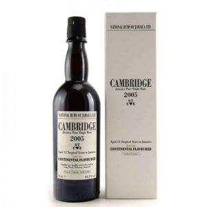Cambridge 2005 STCE Long Pond Rum