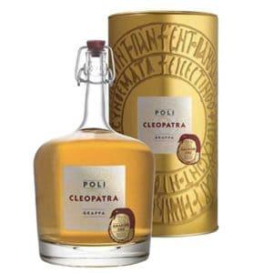 Grappa Amarone Oro Cleopatra Poli 70 Cl