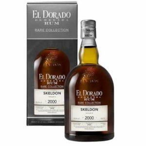 Rum El Dorado Rare Collection Skeldon 2000 70 Cl