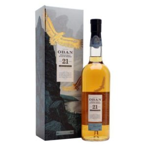 Whisky Oban Special Release 2018 21 YO Cl 75