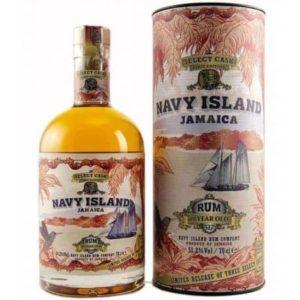 Rum Navy Island 10 Yo 51,2%
