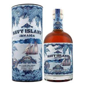 Navy Island Rum Navy Strenght 57%