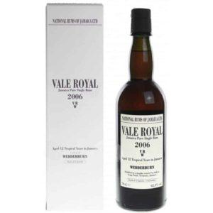 Vale Royal 2006 Long Pond Rum