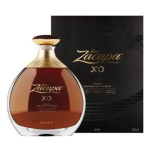 Rum Zacapa XO Cl 70