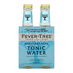 Fever Tree Mediterranean (4X200ml)