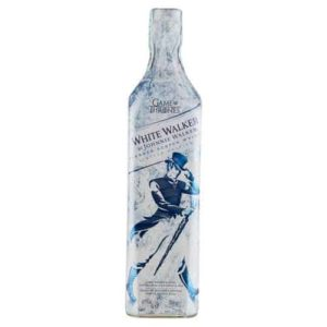 Whisky Johnnie Walker White Walker Game Of Thrones Cl 70