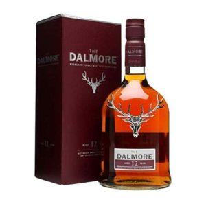 Whisky Dalmore 12 Yo Cl 70