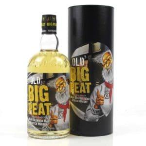 Old Big Peat Blended Malt Whisky 60 Ans