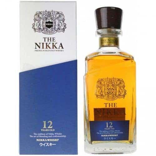 Nikka Premium Blended 12 Yo