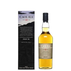 Caol Ila – 2017 Special Release (Unpeated) – 18 Yo Whisky