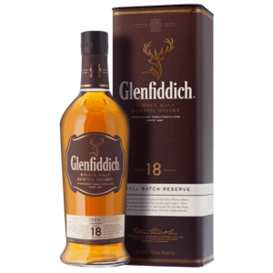 Whisky Glenfiddich 18 Cl 70