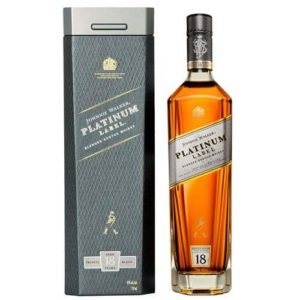 Whisky Johnnie Walker Platinum Label 18 Anni 70 Cl
