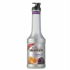 Monin Puree Passion Fruit 1 Lt