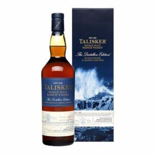 Talisker 10 Yo Distillers Edition 2018 Single Malt Whisky