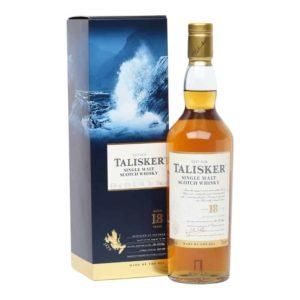 Whisky Talisker 18 Yo Cl 70