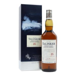 Whisky Talisker 25 Yo Cl 70