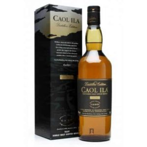 Caol Ila 12 Yo Distillers Edition Bottled 2012 Single Malt Whisky